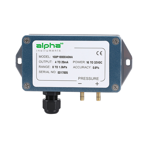 本质安全型微差压传感器168